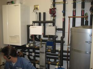 Backflow assembly, East Seattle 2