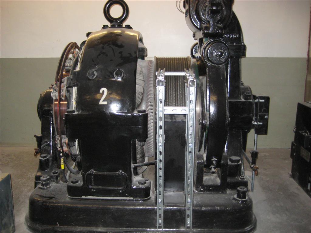 elevator time machine